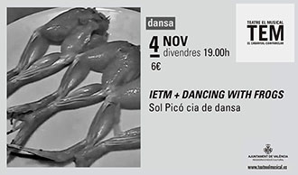 Working in progress: Dancing with frogs